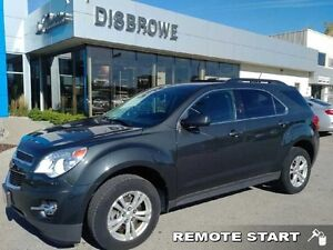 2013 Chevrolet Equinox   Trade-In, All-New Brakes, Remote Start