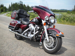 END OF SEASON SALE  HARLEY DAVIDSON  ULTRA CLASSIC