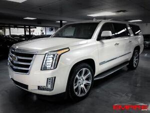Cadillac Escalade ESV ESV PREMIUM TV/DVD 2015