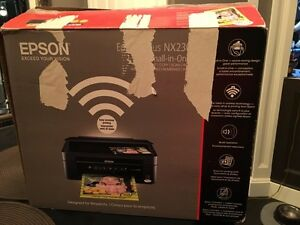 Epson stylus NX230 small in one