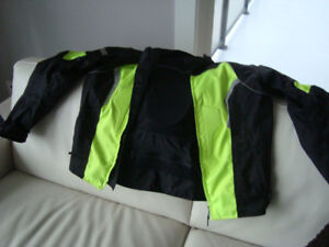 motorcycle hiviz jacket