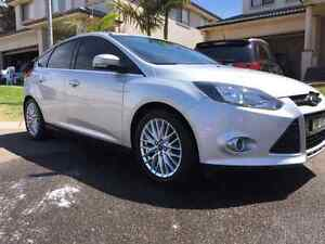 2011 Ford Focus  Sports / Silver/ Automatic Dual Clutch Hatchback Currans Hill Camden Area Preview