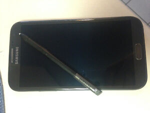 *SAMSUNG NOTE 2 SILVER NEUF 180$*