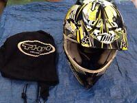 THH motor bike/cross helmet