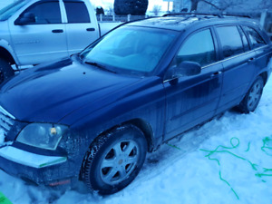 2004 Chrysler Pacifica. Leather. Heat/AC. Cruise.