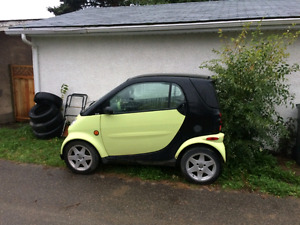 2005 smart car for2