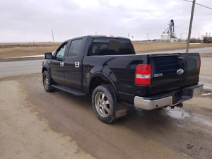 07 F150 Lariat 4x4 SuperCrew Cab, fully loaded, well maintained