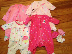 Infant girls clothes