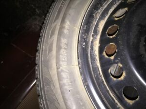2012-2014 FORD FOCUS WINTER TIRES