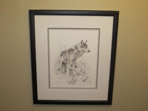 Carl Brenders, James Bama, Robert Bateman Limited Edition Prints