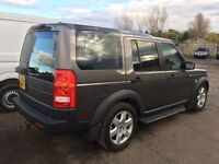 Land Rover discovery 3 2005 TDV6SE for sale