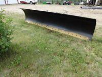 8 foot and 10 foot skidsteer snow blades SALE
