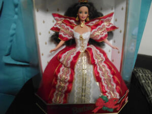 Holiday Barbie 1997 edition