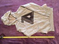 Men's Zara hoodie small/medium free Levi's hat