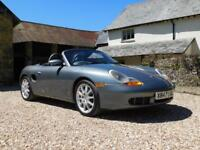 Porsche 986 Boxster S 3.2 - excellent condition, new brakes, tyres, a/c rads ++