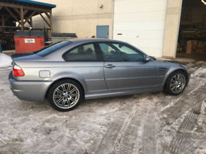 2004 BMW M3 Coupe (2 door)