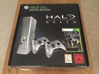 Xbox 360 250GB Halo: Reach Limited Edition Console