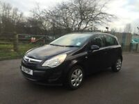 Vauxhall corsa 1.3 diesel facelift 1owner from new