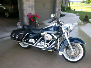 2002 Harley Davidson Road King