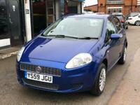 2009 Fiat Grande Punto 1.4 ACTIVE 8V 5d 77 BHP Hatchback Petrol Manual