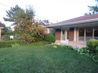 Lovely 3 Bed Room Bungalow +Basement