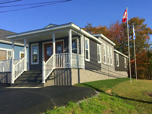 Conveniently Located Mini Home Lots for Lease in HRM