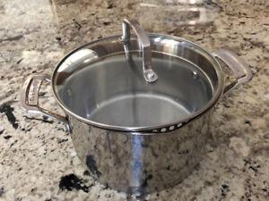 Cuisinart Stainless Steel Straining Pot