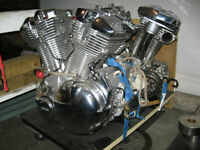 2- Yamaha roadstar motors and parts