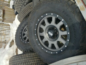 2015-2019 F150 wheels and tires