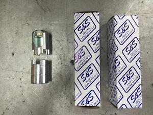 Valve de Décompresseur électriques S&S ..NEUF!