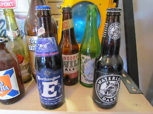Beer and Pop Bottle/Can Collection- Vintage-GOTTA GO! Peterborough Peterborough Area image 9