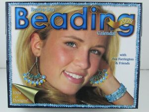 Bead-a-Day Beading Calendar 100s of Designs New