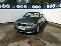 2012 BMW 120D EXCLUSIVE EDITION Auto Convertible Diesel Automatic
