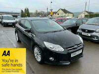 2012 Ford Focus TITANIUM X TDCI Hatchback Diesel Manual