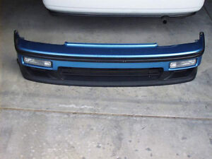 WANTED Honda CRX SI 1990-1991 Front & Rear bumpers