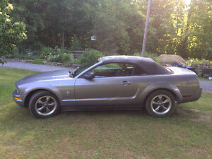 2006 Ford Mustang Pony Edition Convertible