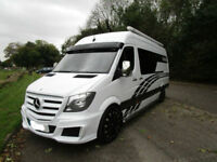 2013 Race Van Mercedes 316 Sprinter LWB Large Garage for Sale Ref 11242