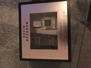 Coffret parfum/gel Instinct David Beckham