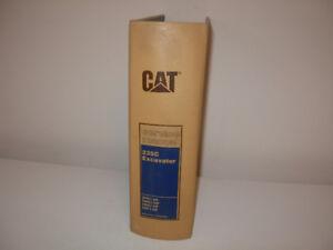 Caterpillar 235C Excavator Service Manual