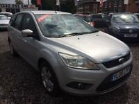 2008 FORD FOCUS 1.6 TDCi Style DIESEL ESTATE 12 MONTHS WARRANTY AVAILABLE