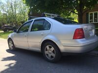 2001 Volkswagen TDI (Safety and E tested)
