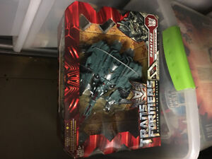 Transformers ROTF movie voyager Megatron MISB for sale