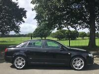 2007 57 AUDI A4 2.0 T S LINE SPECIAL EDITION 4D 217 BHP