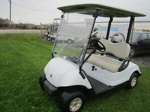 "2010 YAMAHA DRIVE ""GAS"" GOLF CART *FINANCING AVAIL. O.A.C."