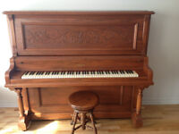 Antique Piano Craig