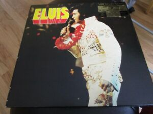 Collection  Elvis 7posters 7 disques