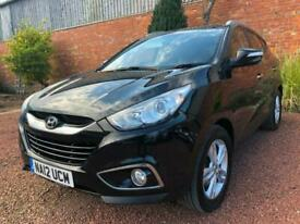 2012 Hyundai Ix35 1.7 CRDi Premium 5dr 2WD ESTATE Diesel Manual