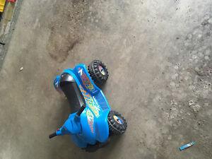 Kids electric quad