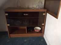 Free: Display Cabinet