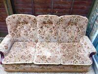 FREE vintage sofa bed